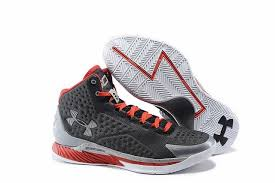 under armour high tops shoes for girls. girls under armour ua curry 1 high top grey red basketball shoes tops for