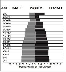 Northern Pike Age Chart What Is A Population Pyramid Population Education