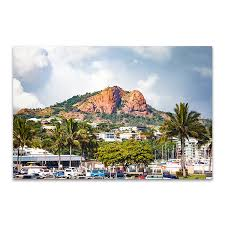 castle hill townsville wall art print on castle hill wall art with castle hill townsville wall art print and dining room decor