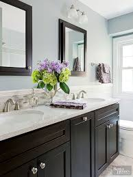 Bathroom Color Schemes For Small Bathrooms  Large And Beautiful Colors For A Bathroom