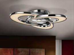 led semi flush ceiling lights big modern fans with led flush ceiling lights n20