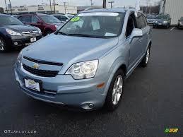 2013 Silver Topaz Metallic Chevrolet Captiva Sport LTZ #88406498 ...