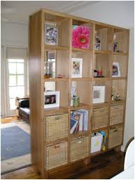 Bookcase Room Divider Home Decorating - HD Wallpapers