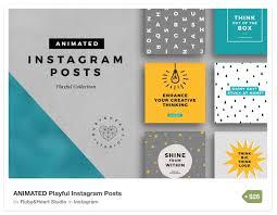 Poster Design Instagram Instagram Templates For Ecommerce Businesses Brands Bloggers