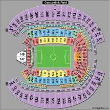 Seattle Sounders Centurylink Field Seating Chart Houston Dynamo At Seattle Sounders Fc Tickets Centurylink
