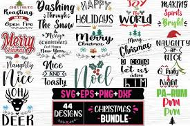 Thousands of new merry christmas vector resources are added every day. Free Christmas Svg Cut Files For Cricut Free Svg Cut Files Create Your Diy Projects Using Your Cricut Explore Silhouette And More The Free Cut Files Include Svg Dxf Eps And
