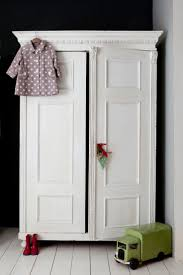 Children's room - Vintage wardrobe - Ruby and Bettys Attic  Painted  CabinetWhite ...