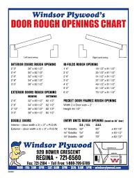 garage door sizes rough site image exterior door rough opening