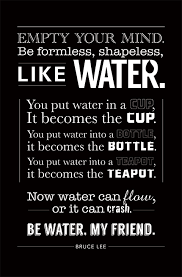 Bruce Lee Water Quote Beauteous Bruce Lee Water Quote Brucelee Bruceleequotes Kurttasche Bruce