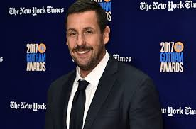 adam sandler gives incognito subway performance