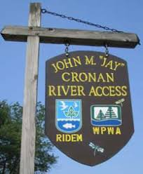 Image result for John (Jay) Cronan Fishing Access