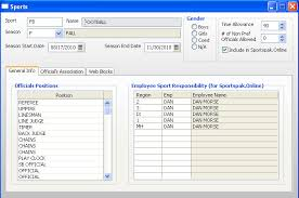 Athletic Director Games Scheduling Software Products