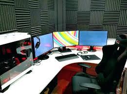 Best corner desk Cpu Stand Gaming Desk Corner Gaming Corner Desk Best Computer Desk Best Corner Desk For Gaming Catchy Gaming Desk Corner Ellaivoirecom Gaming Desk Corner Gaming Desk Custom Computer Desk Plans Simple