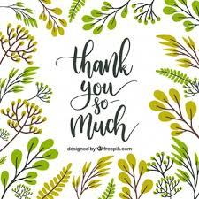 tarjeta de agradecimientos tarjeta de agradecimiento fotos y vectores gratis