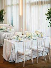 more on reception decor