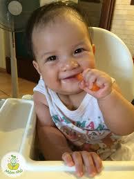 Mầm Nhỏ - CÁC PHƯƠNG PHÁP ĂN DẶM - PHẦN 1 Ăn dặm bé chỉ huy (Baby led  weaning) Chọn phương pháp ăn dặm luôn là một vấn đề đau đầu với