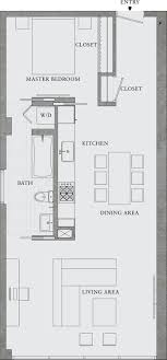 Small Apartment Floor Plan