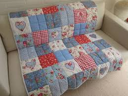 89 best Shabby Quilts images on Pinterest | Beautiful, Facts and ... & HANDMADE patchwork shabby chic quilt Adamdwight.com