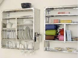 looking for wall mounted dish rack