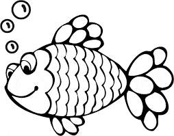 Small Picture Fish Color Pages Coloring Pages