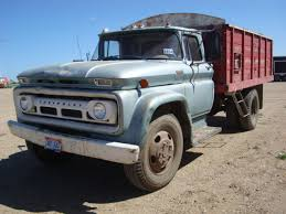 All Chevy chevy c60 : 1962 Chevy C60 Grain Truck | Auctions Online | Proxibid