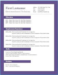 Resume Format Of Teacher Free Downloadable Templates To Print ...