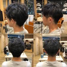 くせ毛に悩むメンズの為のカット Ueyamaseiyanet