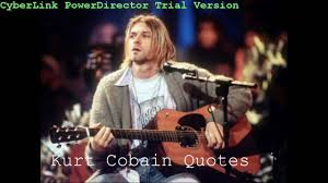 Kurt Cobain Beck Quotes