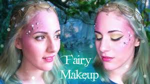 a super easy but yet cute and unique fairy makeup free tutorial with pictures
