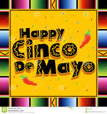 Happy Cinco De Mayo stock vector ...