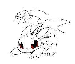 Toothless The Dragon Coloring Pages Simple Coloring Toothless The