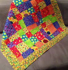 Stitch a Quick and Easy Crazy Nine Patch Quilt Pattern &  Adamdwight.com