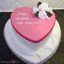 95 Name On Birthday Cakes Images You Can Also Search Our Name