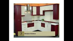 Modular Kitchen Furniture Modular Kitchen Cabinets And Designs Youtube