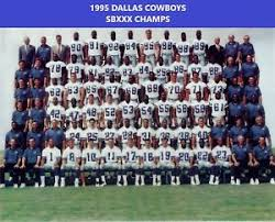 Details Picture Team Photo Cowboys Football 8x10 Dallas About Nfl 1995