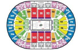 Staples Center Seating Chart Staples Center Seating