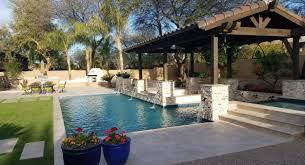 Scottsdale Backyard Design Landscaping Phoenix Scottsdale Landscaping