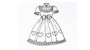 Tổng hợp các bức tranh tô màu váy công chúa đẹp nhất cho bé | Công chúa,  Hình ảnh, Dép
