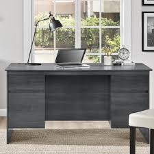 Innovative hidden home office computer desk Mini Quickview Wayfair Desks Youll Love Wayfair