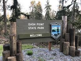 Dash Point Wa Tide Chart Dash Point State Park Wa The Dyrt