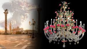 luxury murano glass chandelier myl01