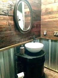 good corrugated metal bathroom walls for home decorators catalog corrugated metal bathroom ideas galvanized shower