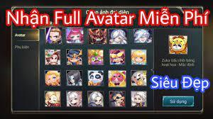 Cách Nhận Miễn Phí 120 Avatar Trong Liên Quân | Full Ảnh Chibi Hoạt Họa  Siêu Chất | Kinh nghiệm hữu ích về game mới nhất từ Bem2 - BEM2.VN