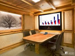 cisco san francisco office. Horizon Interactive Speaker With A Cisco Speakertrack 60 \u0026 An Edge Media Frame San Francisco Office