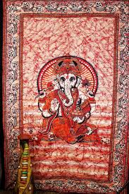 Tapestry Bedroom Tapestry Lord Ganesha Wall Hanging Wall Hippie Tapestry Room