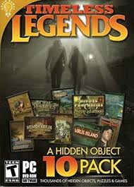 All hidden object games are 100% free, no payments, no registration required. Amazon Com Timeless Legends A Hidden Object 10 Pack Video Games