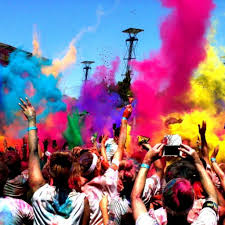 paint party las vegas elegant the swisse color run in sydney powdered paint party