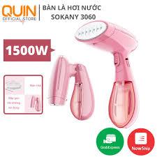 Giá bán Bàn Là Hơi Nước Cầm Tay Gấp Gọn Sokany SK-3060 Cao Cấp - Bảo Hành  12 Tháng