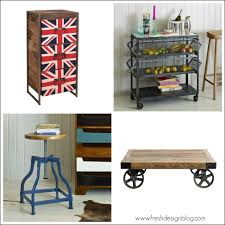industrial home furniture. How To Use The Industrial Style Trend In Your Home Furniture A