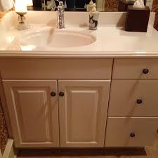 48 inch single sink bathroom vanity with soft close hinges view larger